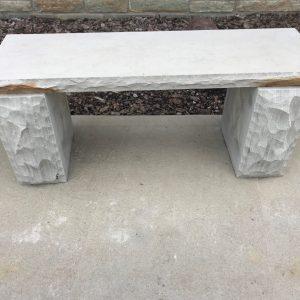 Bench Tenn Variegated Gray