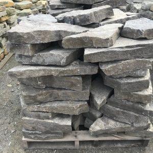 Wall Stone - Glacier Gray 3-4 inch